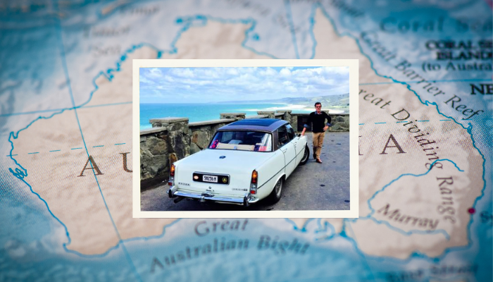 Touring Australia by Road
