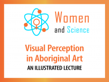 VISUAL perception in aboriginal art