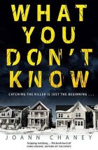 What you don't know_Joann Chaney