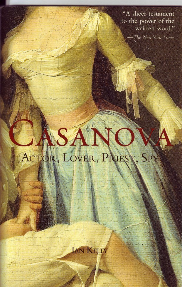 casanova by ian kelly