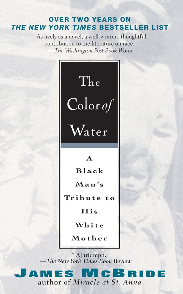 the color of water by james mcbride and the family legacy by marian wright edelman essay The color of water by james mcbride and the family legacy by marian wright edelman essay james mcbride essay on the color of water by james mcbride or.