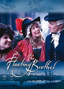 The Floating Brothel cover
