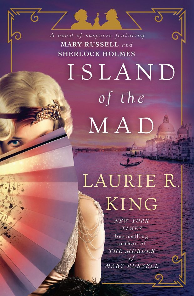 island of the mad laurie r king