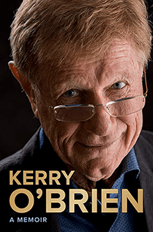 kerry o'brien a memoir cover