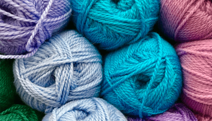 knitting crochet yarn