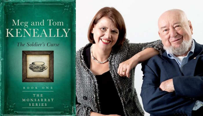 meg and tom keneally the soldier's curse