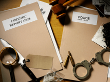 new mystery and crime forensics
