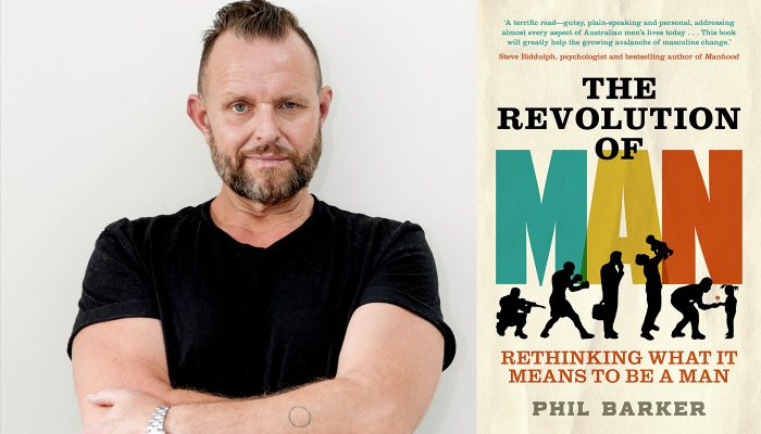 phil barker revolution of man