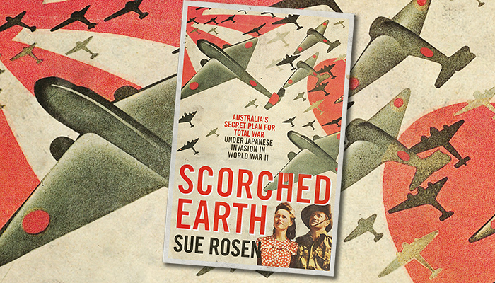 Sue Rosen - Scorched Earth