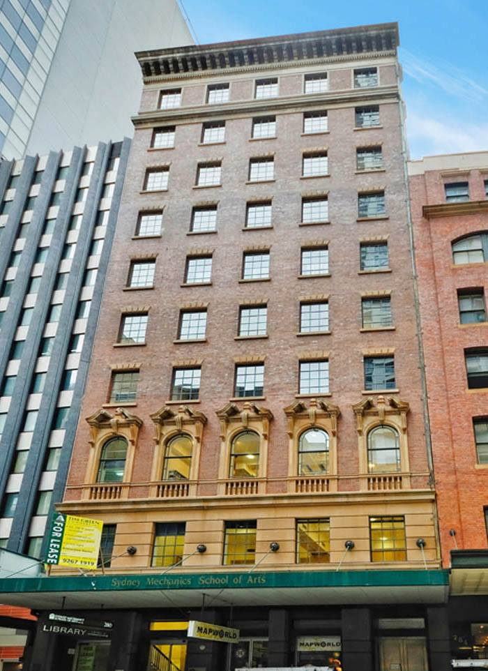 Office Space for Lease, 280 Pitt Street, Sydney CBD