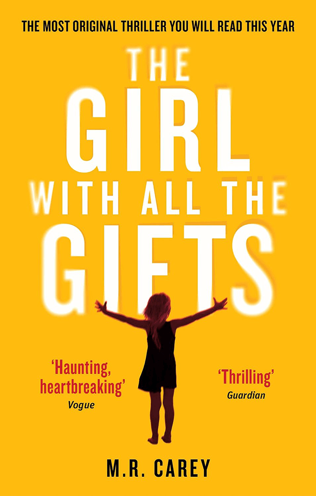 the girl with all the gifts m r carey